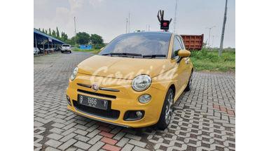 2013 Fiat 500 S - Istimewa