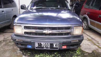 1997 Opel Blazer by Chevrolet LT - Antik, jarang ada, siap pakai, harga nego aja.