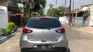 """2014 Mazda 2 R Skyactive - Thn 2014/ Pmk'15 Silver """"KM 55rb Record"""" (s-2)"""