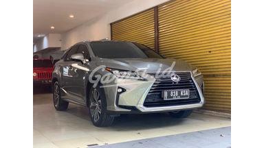 2018 Lexus RX Luxury - Harga Terjangkau