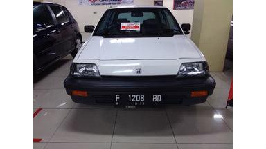 1986 Honda Civic Wonder SB 3 - Barang Bagus Dan Harga Menarik