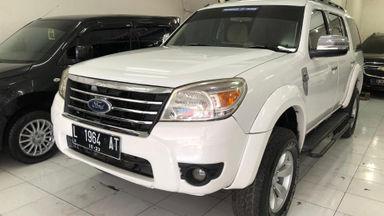 2010 Ford New Everest 2.5 L XLT - istimewa putih (s-0)