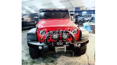 2013 Jeep Wrangler Unlimited Rubicon 4x4 Axle Lock & Sway Bar - Istimewa Siap Pakai