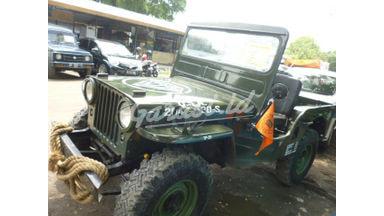 1950 Jeep Willys - Unit Istimewa