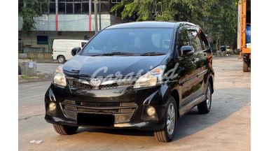 2013 Toyota Avanza Veloz