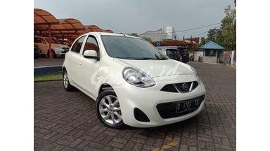 2014 Nissan March L - Harga Kredit