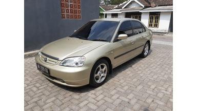 2001 Honda Civic VTI S - milik pribadi, original, ex dokter