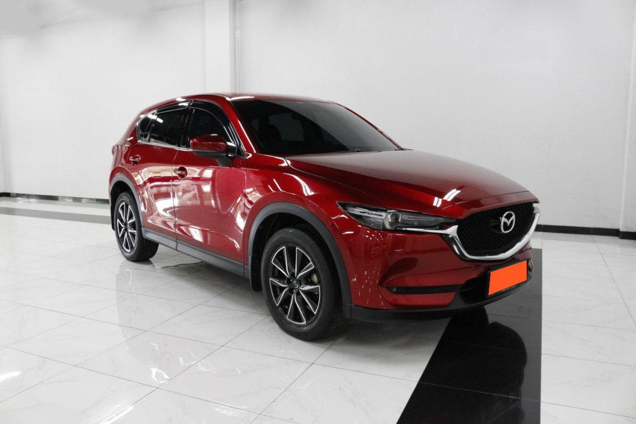 2017 Mazda CX-5 GT Skyactive