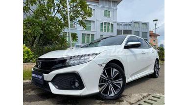 2018 Honda Civic Turbo E Hatchback