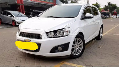 2014 Chevrolet Aveo LTZ SONIC - Siap pakai