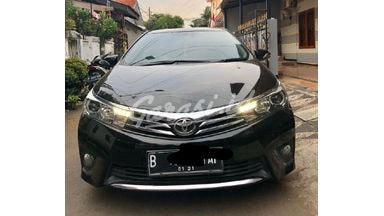 2016 Toyota Corolla Altis V - Istimewa Siap Pakai