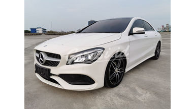 2016 Mercedes Benz CLA-Class CLA SPORT AMG - Istimewa Siap Pakai