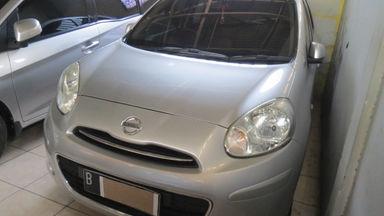 2012 Nissan March 1,2 - Istimewa siap pakai