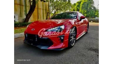 2018 Toyota FT-86 TRD - Barang Bagus Dan Harga Menarik