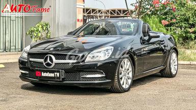 2013 Mercedes Benz Slk SLK200 Cabriolet