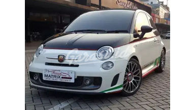 2013 Fiat Abarth 500 C Turbo Cabriolet
