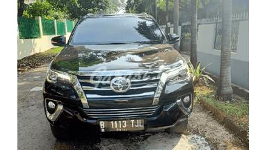 2016 Toyota Fortuner VRZ - Sangat Istimewa