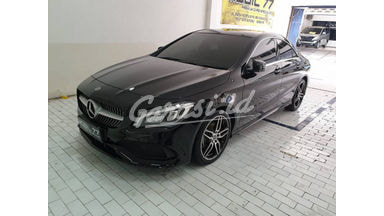 2018 Mercedes Benz CLA-Class 200 - Good Condition