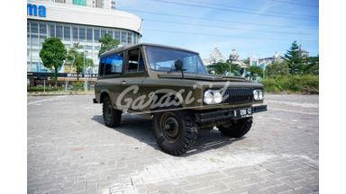 1976 Jeep Willys Aro Hardtop Militer