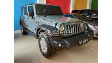 2015 Jeep Wrangler RUBICON - Mulus Siap Pakai Unit Istimewa