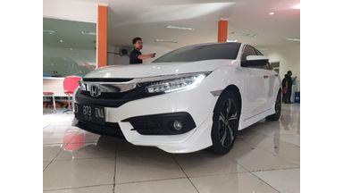 2016 Honda Civic TURBO CVT - mulus terawat, kondisi OK, Tangguh
