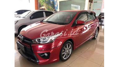 2016 Toyota Yaris S TRD Sportivo
