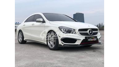2014 Mercedes Benz CLA-Class 250