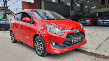 2017 Toyota Agya G TRD