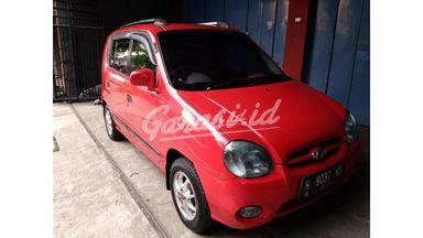 2002 Hyundai Atoz mt - Kondisi Ciamik