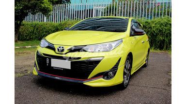 2020 Toyota Yaris S TRD SPORTIVO
