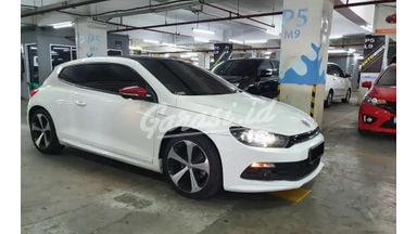 2014 Volkswagen Scirocco GTS