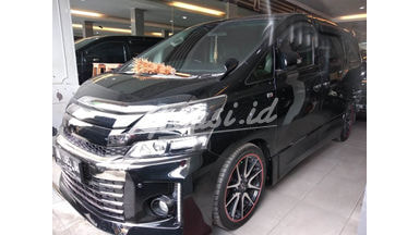 2013 Toyota Vellfire GS - Lincah Dan Nyaman