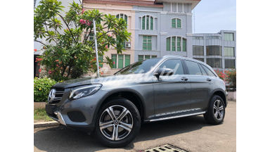 2017 Mercedes Benz Glc-250 GLC200 Exclusive - TDP Ringan Cicilan 6 Tahun
