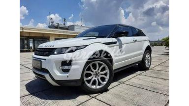 2012 Land Rover Range Rover Evoque AT