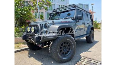 2014 Jeep Wrangler Sport 4x4 - Istimewa Siap Pakai