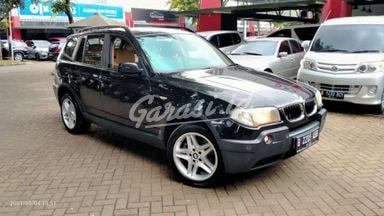 2004 BMW X3 2.5