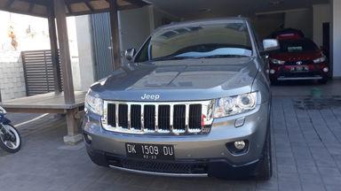 2012 Jeep Grand Cherokee 4X4 Limited - Barang Mulus Terawat