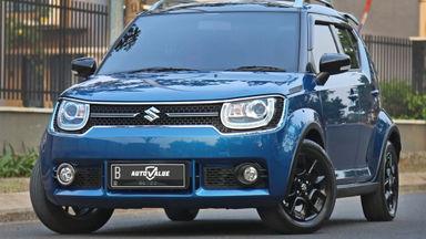 2017 Suzuki Ignis GX - Istimewa Siap Pakai