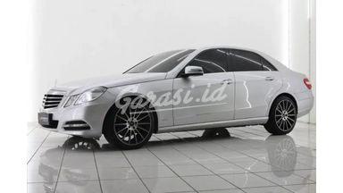 2012 Mercedes Benz E-Class e250 CGI