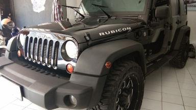 2012 Jeep Wrangler RUBICON CRD - Istimewa Seperti Baru