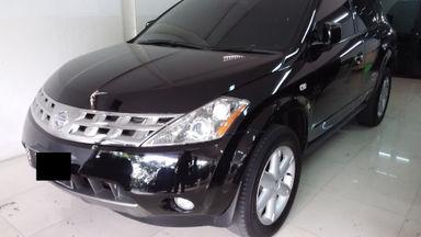 2007 Nissan Murano L - Kondisi Mulus