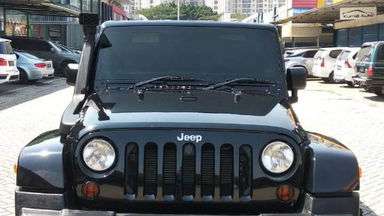 2012 Jeep Wrangler Sahara 3.6 AT - Good Contition Like New