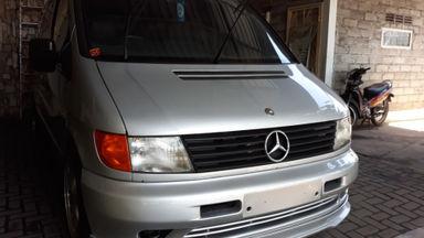 Mercedes Benz Vito >> Jual Mobil Bekas 2002 Mercedes Benz Vito Kota Semarang 00ev177 Garasi Id