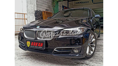 2014 BMW 5 Series 520i MODERN LINE