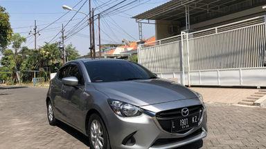 """2014 Mazda 2 R Skyactive - Thn 2014/ Pmk'15 Silver """"KM 55rb Record"""" (s-0)"""