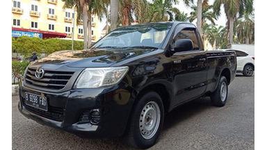 2013 Toyota Hilux Pick Up - Pajak Panjang & KIR juga Panjang