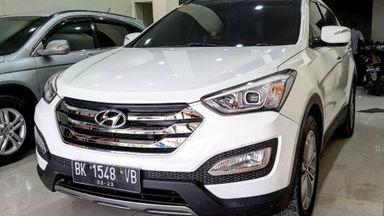 2012 Hyundai Santa Fe CRDI - Kondisi Ciamik