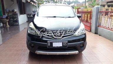 2013 Nissan Grand Livina X - Mulus Pemakaian Pribadi