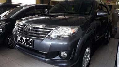 2014 Toyota Fortuner G - Mulus Terawat