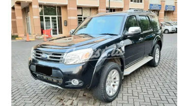 2013 Ford New Everest 2.5 L Limited XLT - Service Record Rutin Good Condition Like New